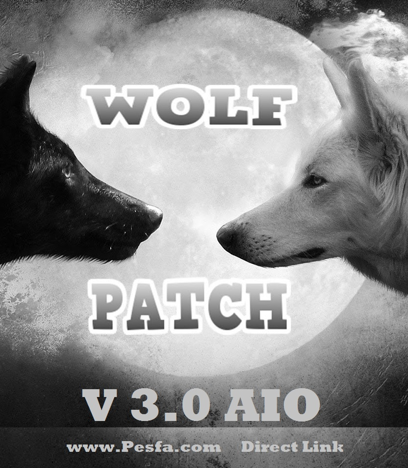 WolfPatch v3.0 AIO + FIX برای PES 2017