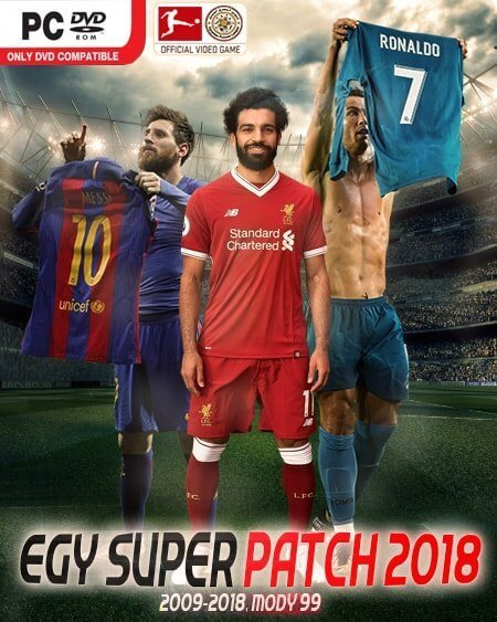 پچ EGY Super Patch v2.0 برای PES 2018