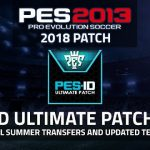 پچ PES-ID Ultimate v7.0 AIO برای PES 2013