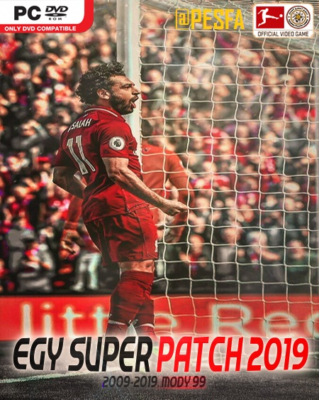 پچ EGY Super Patch 2019 v2.0 برای PES 2019