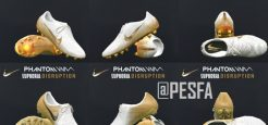 پک کفش Nike Euphoria Disruption توسط T09 برای PES 2017/18/19
