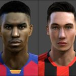 فیس Junior Firpo & Harry Wilson توسط Sjr11 برای PES 2013