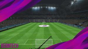 استادیوم پک حجیم توسط Rean Tech برای PES 2017