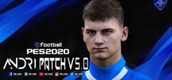 Andri Patch 5.0 AIO برای PES 2020