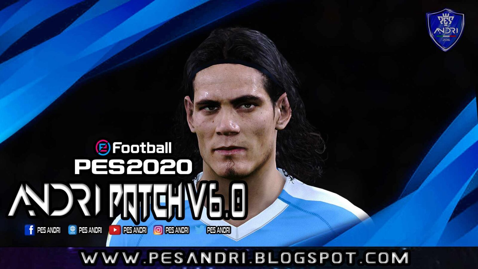 دانلود پچ Andri Patch 6.0 AIO برای PES 2020